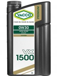 VX 1500 0W30