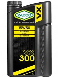 VX 300 15W50