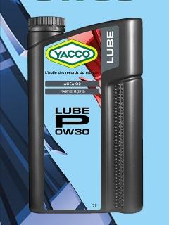 LUBE P 0W30