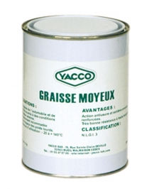 Graisse MOYEUX